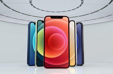 L'IPhone 12 est lancé !
