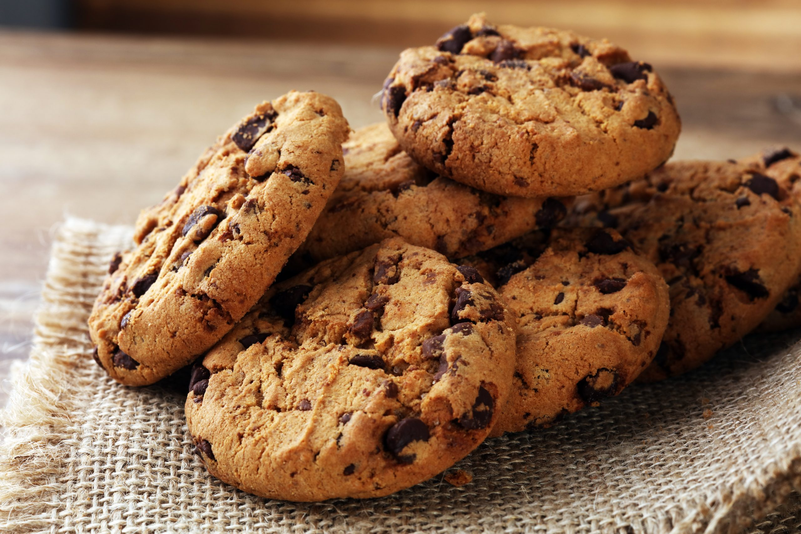 RECETTE COOKIES AU THERMOMIX