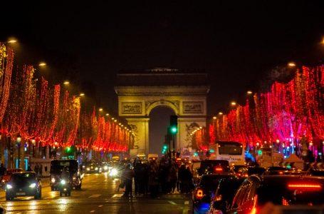 Les illuminations de Noël des Champs-Elysées se fera en virtuel
