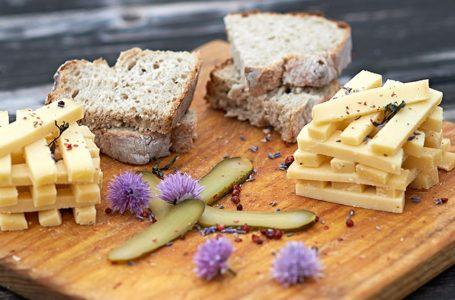 Découvrez 3 recettes à base de fromage