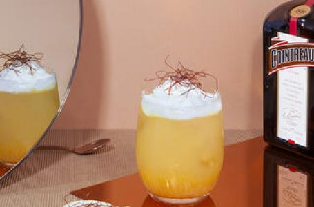 RECETTE COCKTAIL FOREVER YOUNG