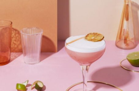 RECETTE COCKTAIL PINK PASSION