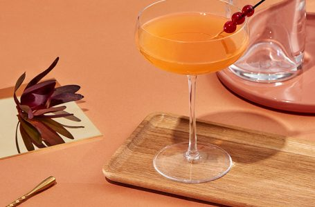 RECETTE COCKTAIL ORANGE HARVEST