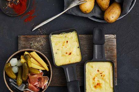 Découvrez 3 recettes originales à faire avec un appareil à raclette