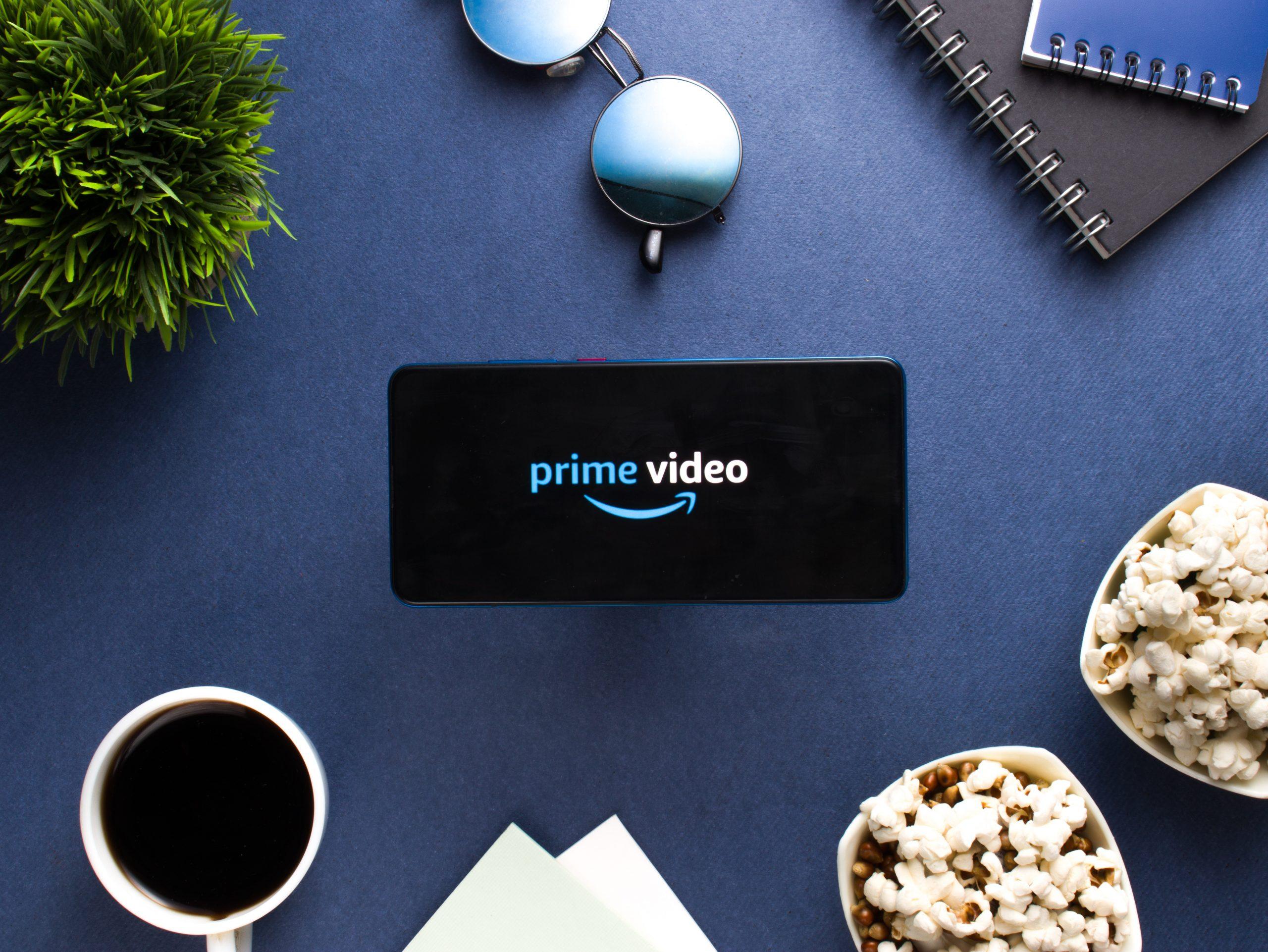 Les Nouveautés et Sorties Amazon Prime Video de Mars 2021