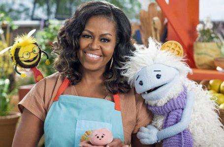 Nouvelle émission de Cuisine avec Michelle Obama